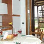 Appartamento Rose', interno cucina