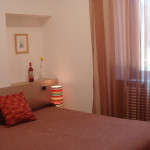 Appartamento Rosè, camera